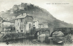 Photo archives saint flour le vieux pont