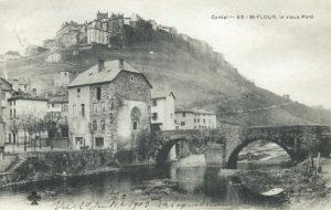 Photo archives saint flour le vieux pont