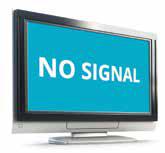 No tV - signal No TNT