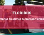 reprise du service floribus