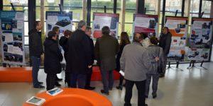 Exposition sur la requalification du centre-bourg - 31 octobre 2018.
